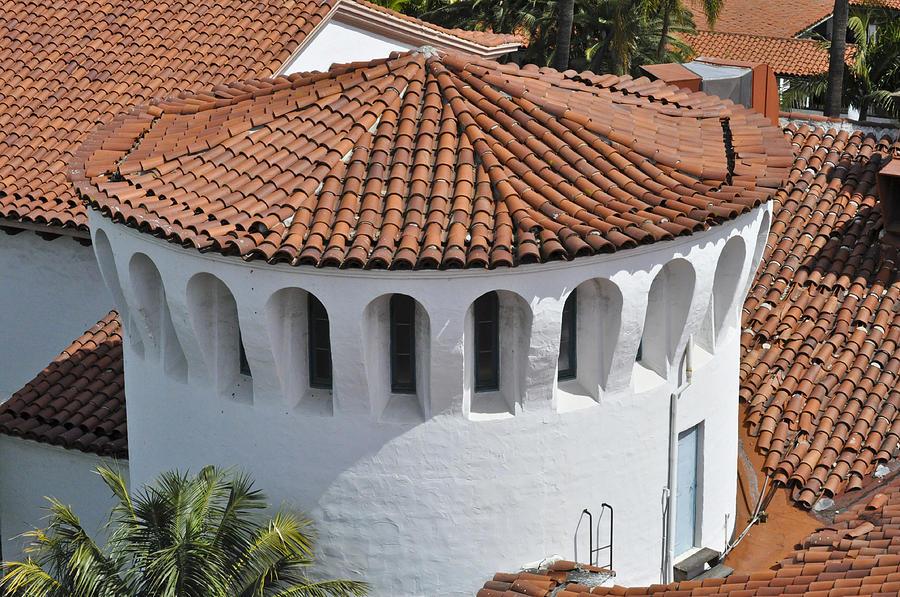 Roof Tile Red Tile Roof