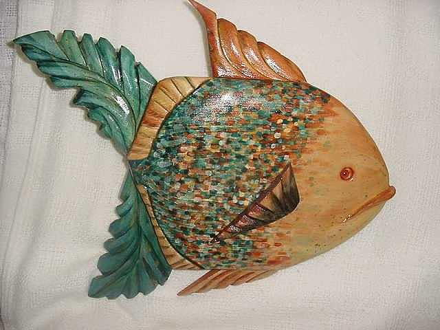 Redbay Fish Sold Painting