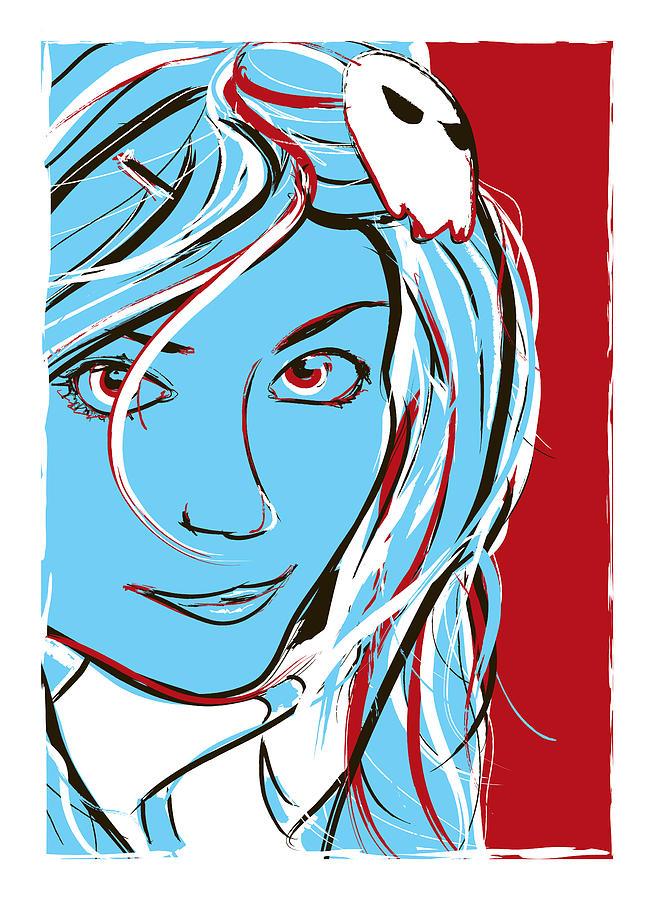 Redskull Digital Art