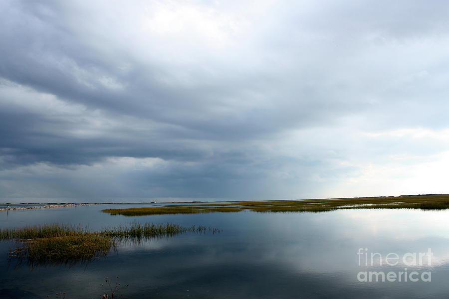 Cape Cod Landscapes Photograph - Reflections by Gail Behrik