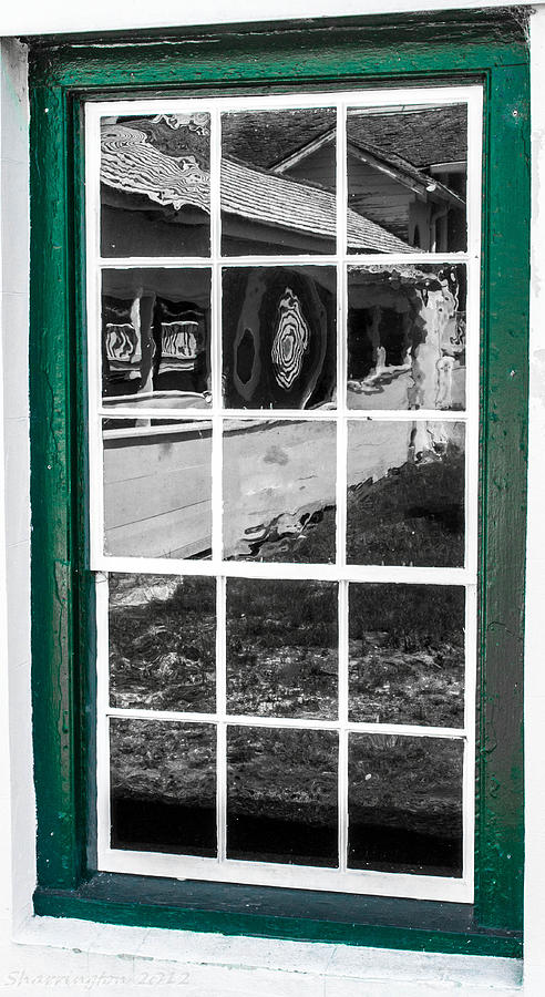 Reflections Of The Past Photograph  - Reflections Of The Past Fine Art Print