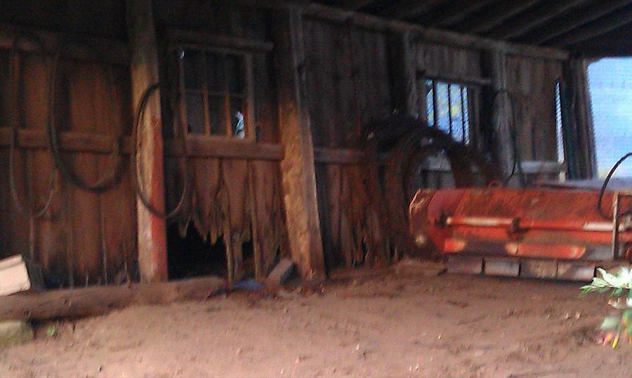 Reifsteck Farm 5 Pyrography