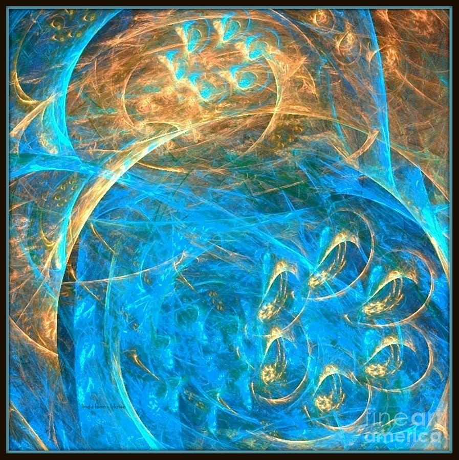 Relatedness Digital Art  - Relatedness Fine Art Print