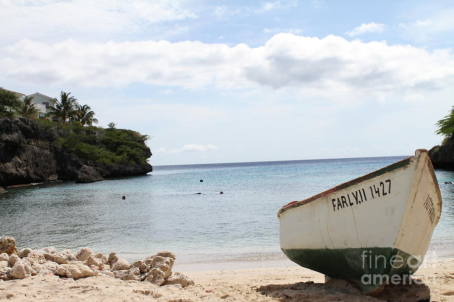 Caribbean Photograph - Relaxation by Eric Chapman