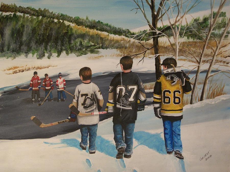Rematch 2008 Painting