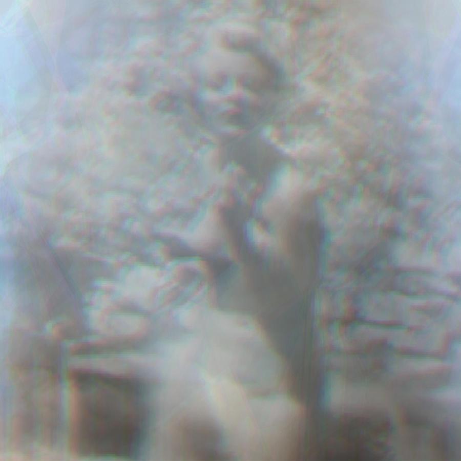 Ambient Digital Art - Reminiscent 03 by Li   van Saathoff