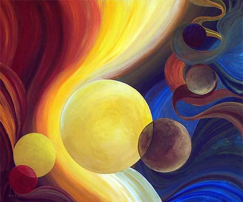 Resonance Painting