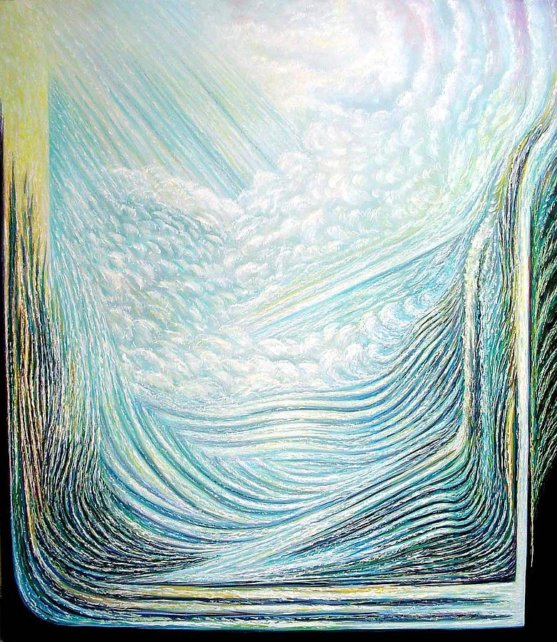 Resurrection Painting - Resurrection  by Dennis McGeary