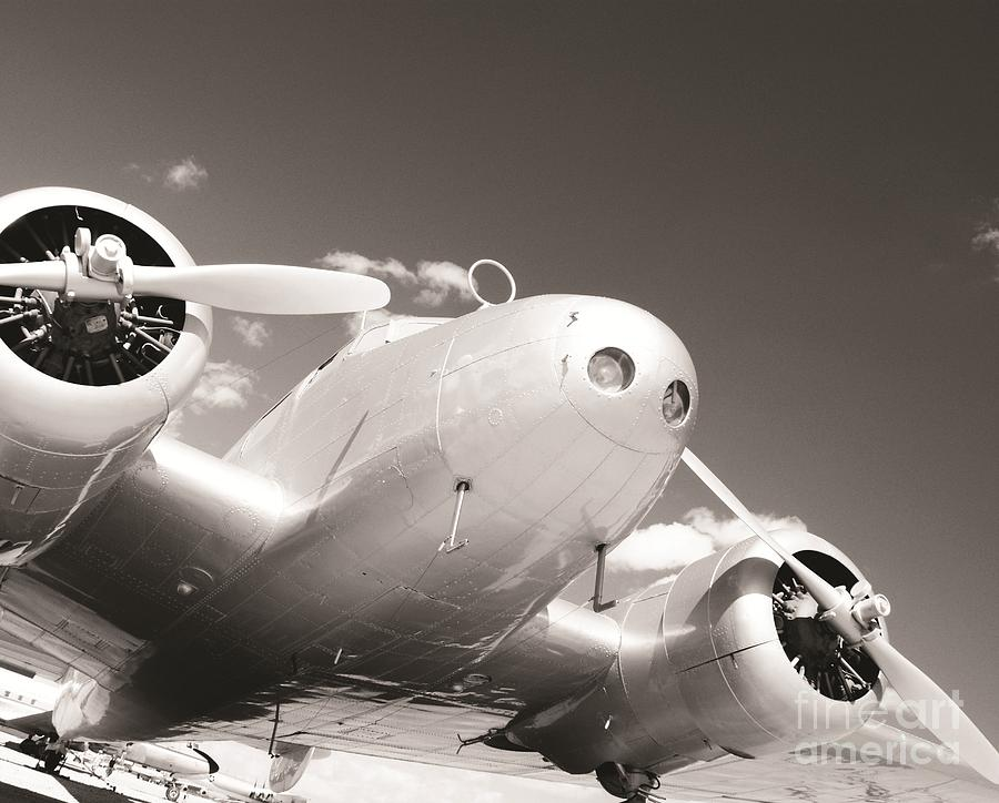 Retired Electra Photograph