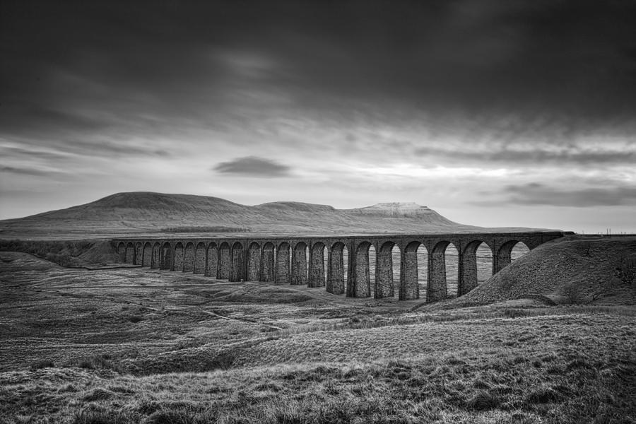 Ribblehead Viaduct Uk Photograph  - Ribblehead Viaduct Uk Fine Art Print
