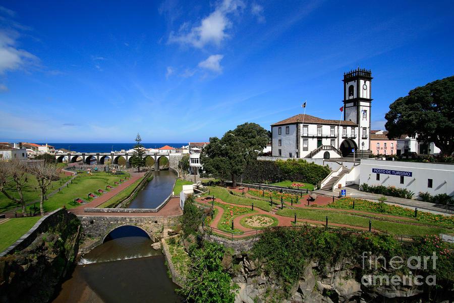 Ribeira Grande - Azores Islands Photograph