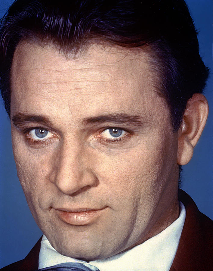 Richard Burton, C. 1950s Photograph