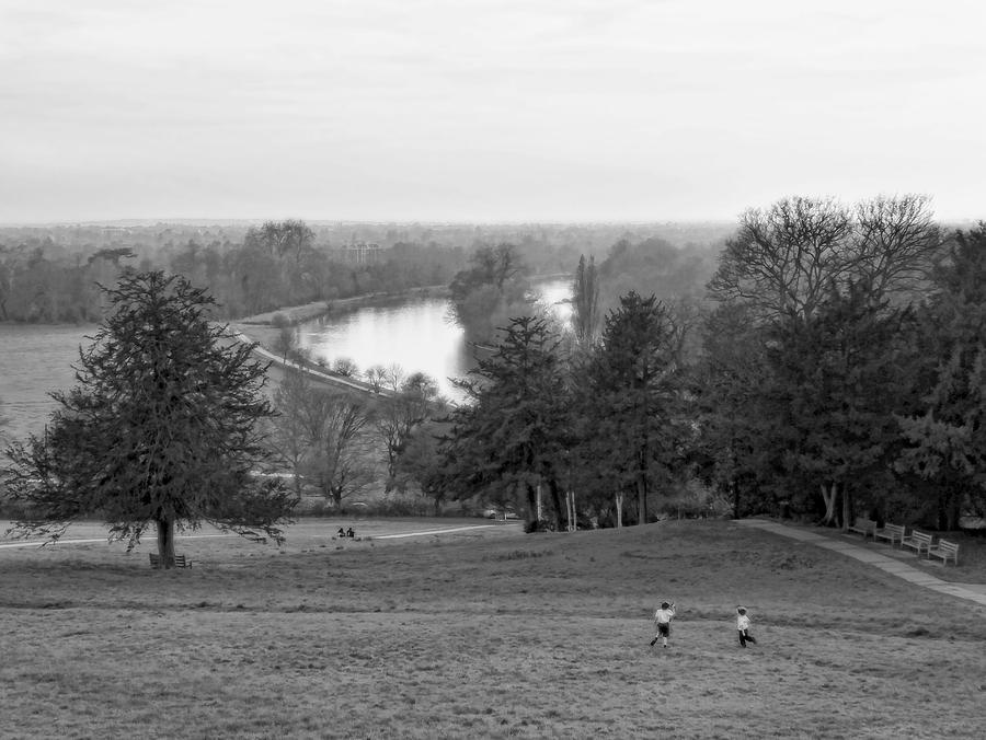 Richmond Hill Photograph - Richmond Hill  by Jasna Buncic