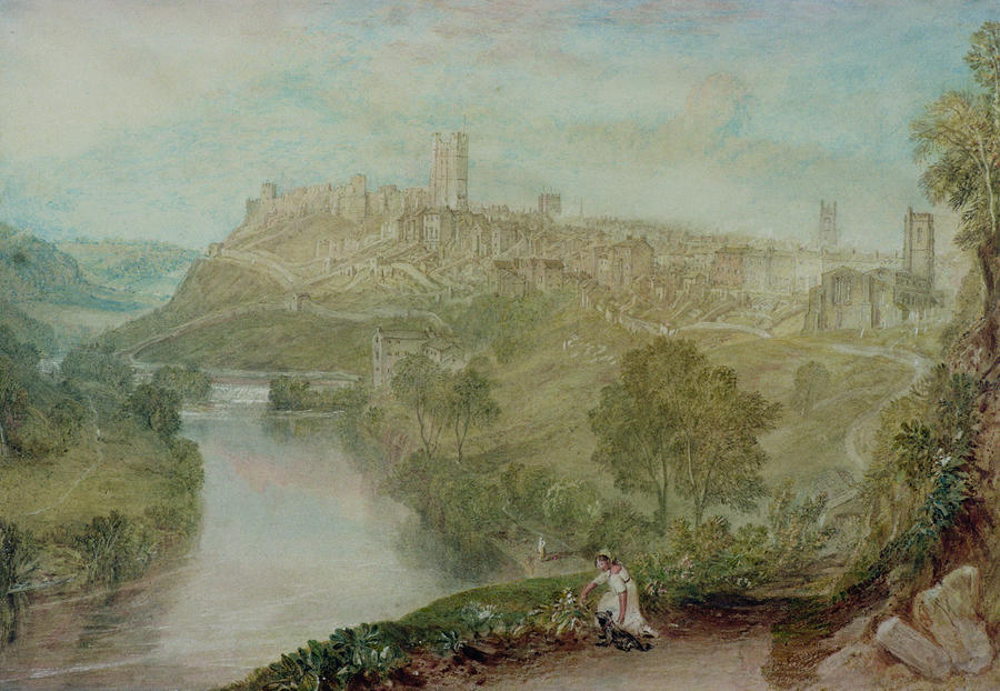 Richmond In Yorkshire Painting