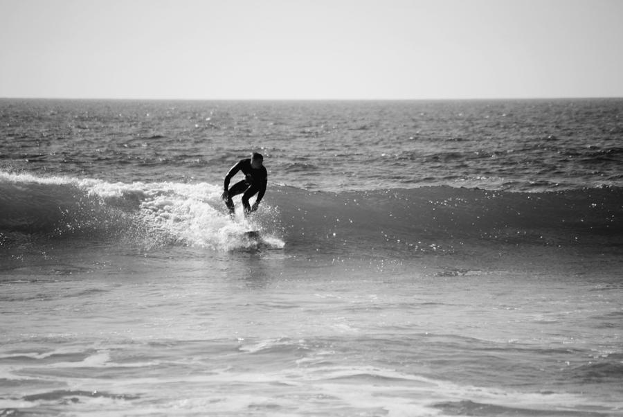 Ride The Surf Photograph