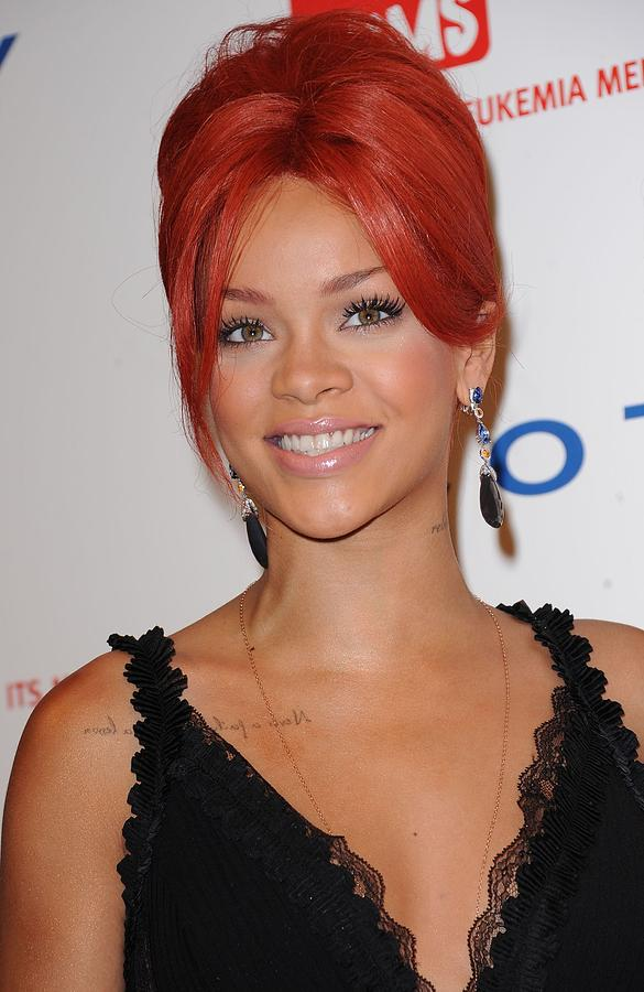 Rihanna At Arrivals For Dkms 5th Annual Photograph