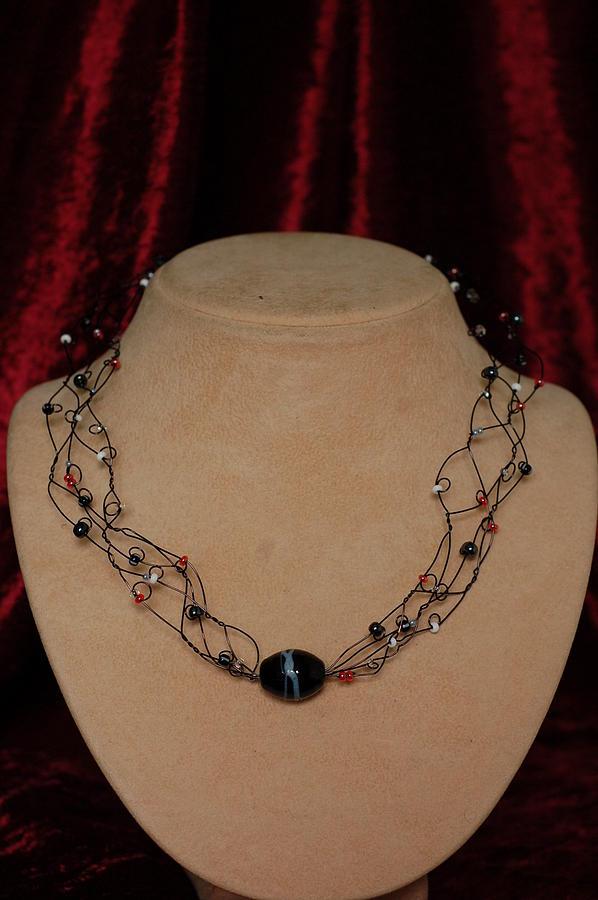 Rioja Necklace From Heartmony Design Unique Jewelry