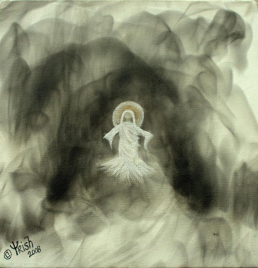 Risen - Original Painting