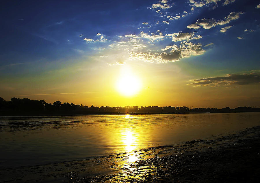 River Ahtuba Photograph