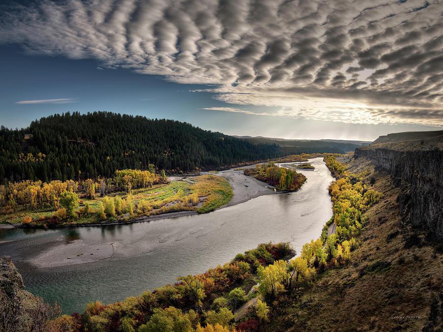 River Light Photograph