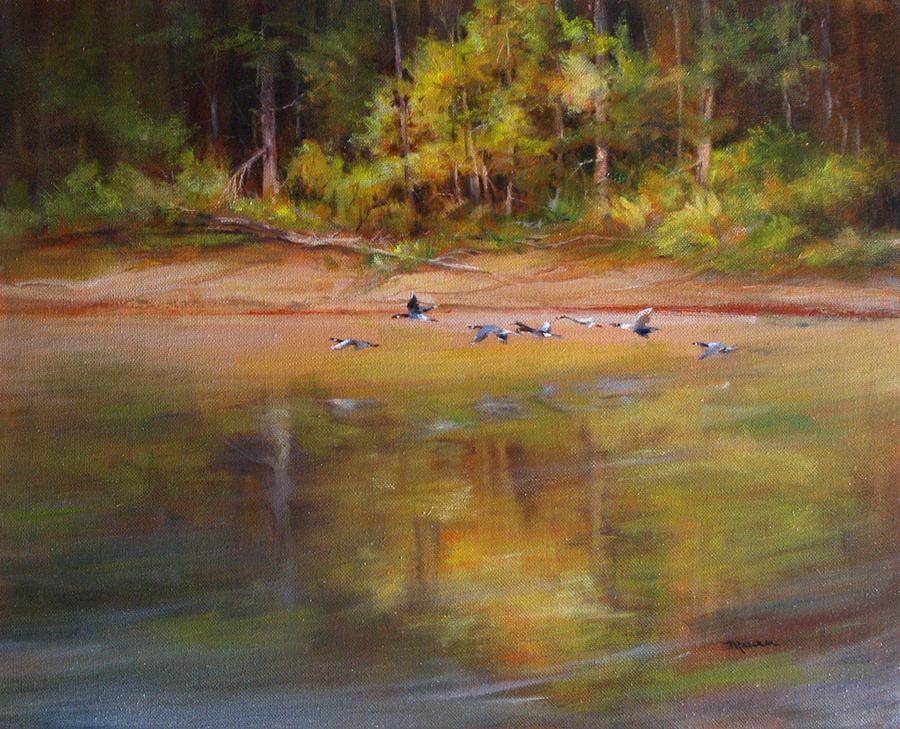 River Magic Painting