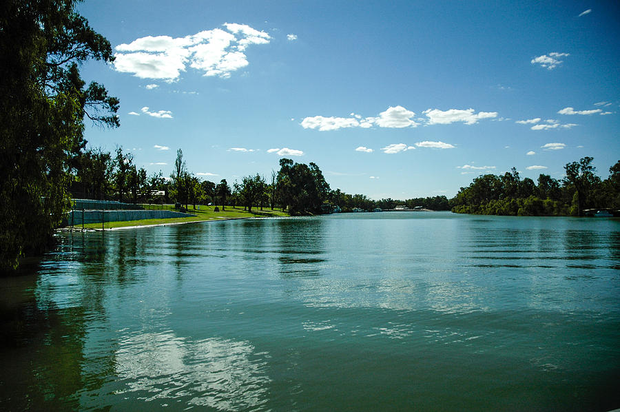 Mildura Australia  City new picture : River Murray Mildura Australia is a photograph by Bobbie G which was ...
