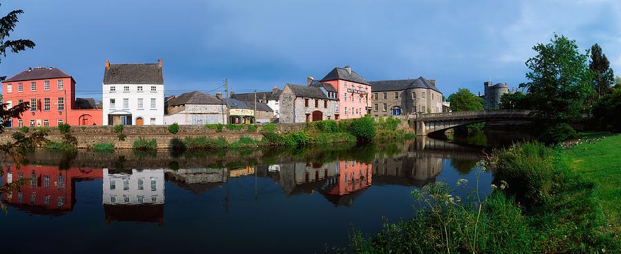 River Nore, Kilkenny, County Kilkenny Photograph