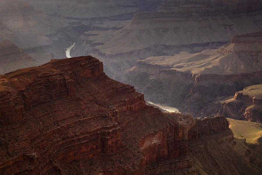 River Through The Canyon Photograph