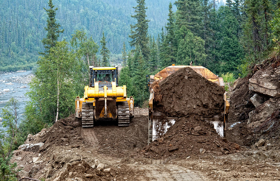 Image result for road building