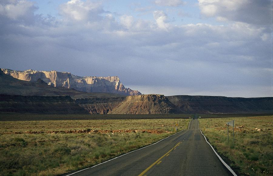Road In Arizona Photograph