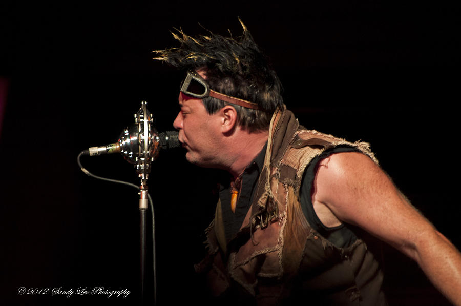 Robert Brown Of Abney Park Photograph