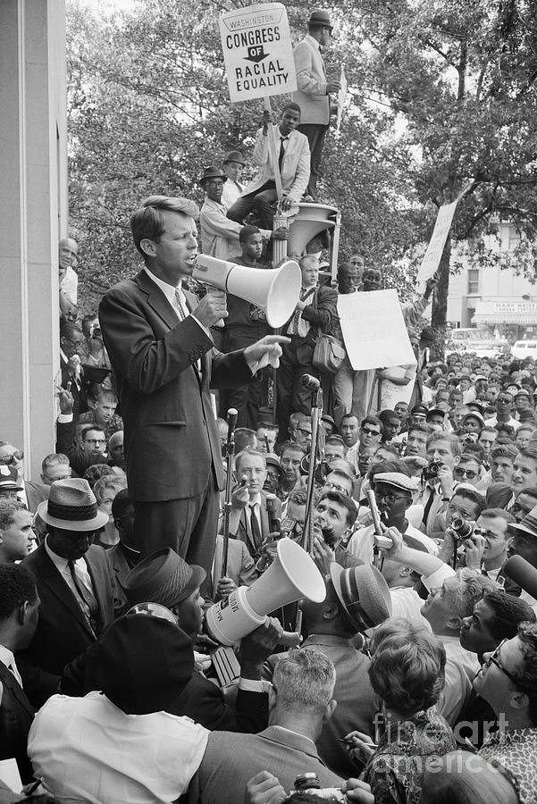 Robert F. Kennedy Photograph