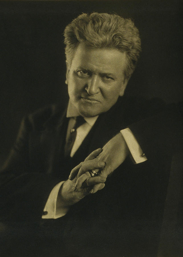 Robert M. La Follette 1855-1925 Photograph  - Robert M. La Follette 1855-1925 Fine Art Print