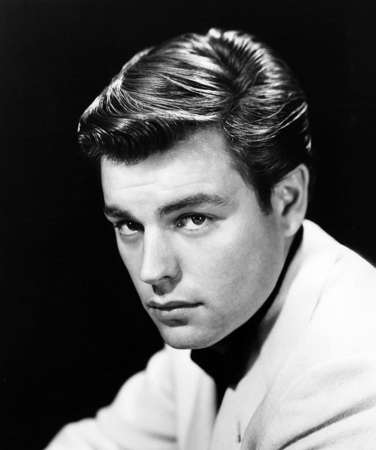 Robert Wagner, 1956 Photograph  - Robert Wagner, 1956 Fine Art Print