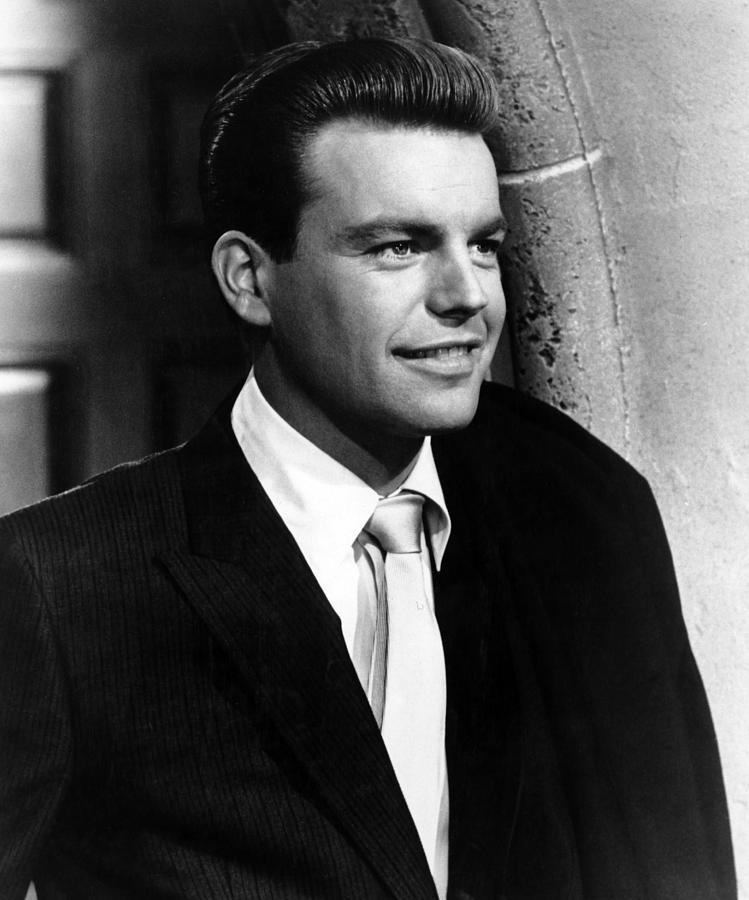 Robert Wagner, 1959 Photograph