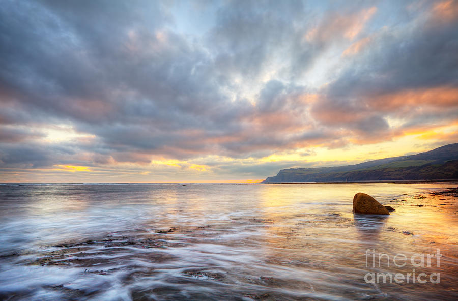 Robin Hoods Bay Photograph