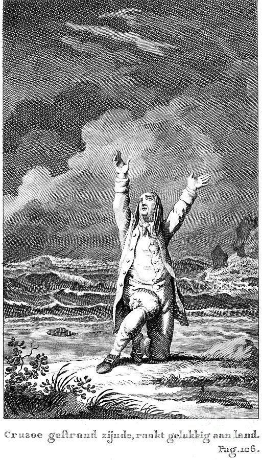 Robinson Crusoe Photograph