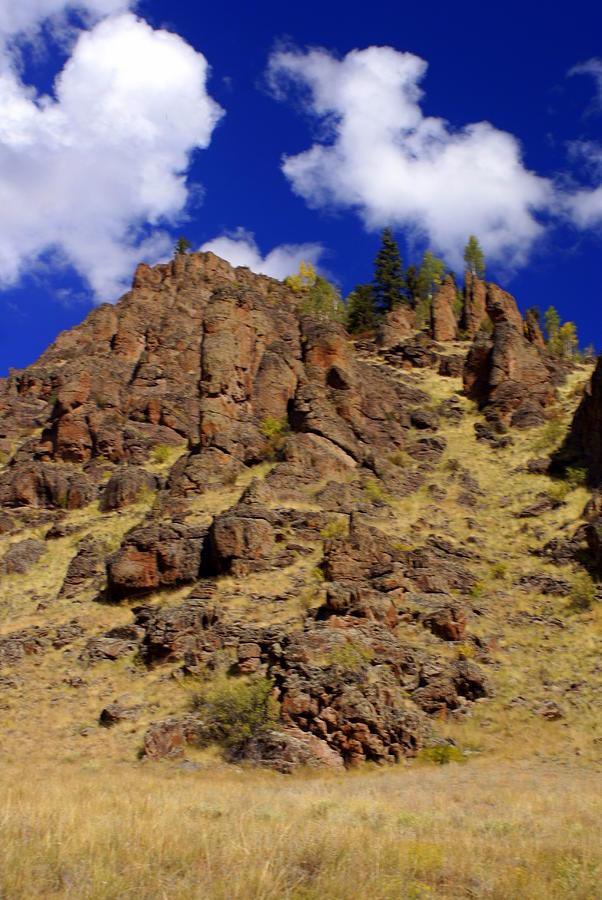 Rocky Butte Photograph