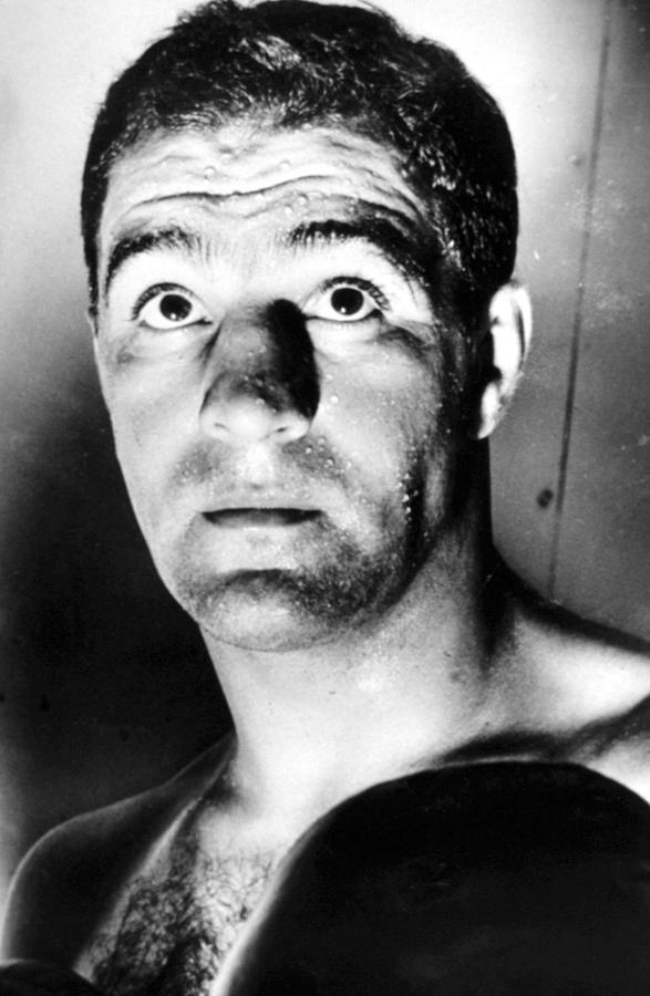 Rocky Marciano, 1950s Photograph