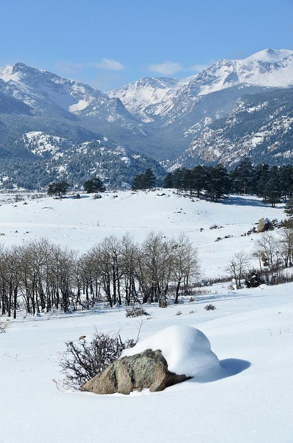 Rocky Mountain National Park Photograph