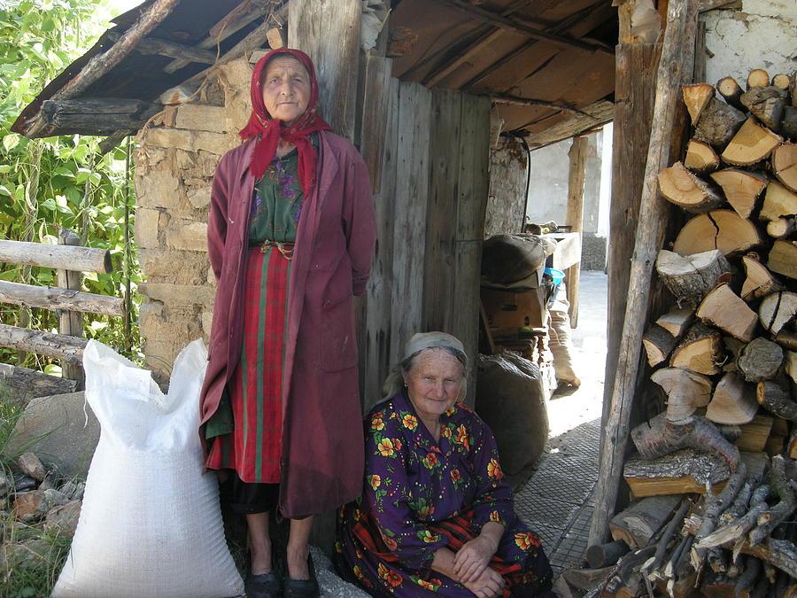 Rodopean Women-3 Photograph