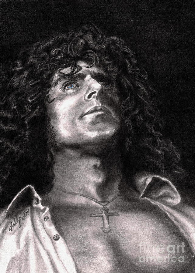 Roger Daltry Drawing