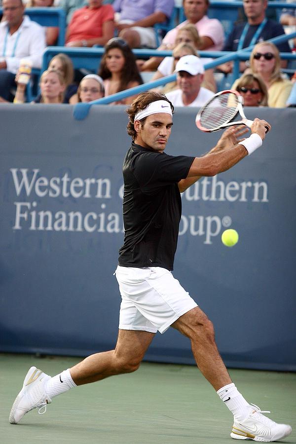 Roger Federer Photograph