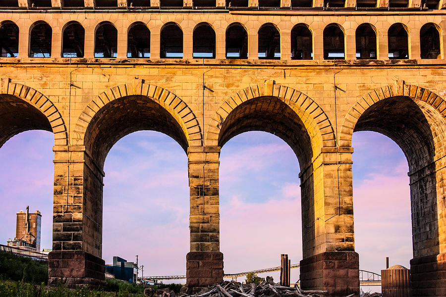 Roman Arches is a photograph by Semmick Photo which was uploaded on ...