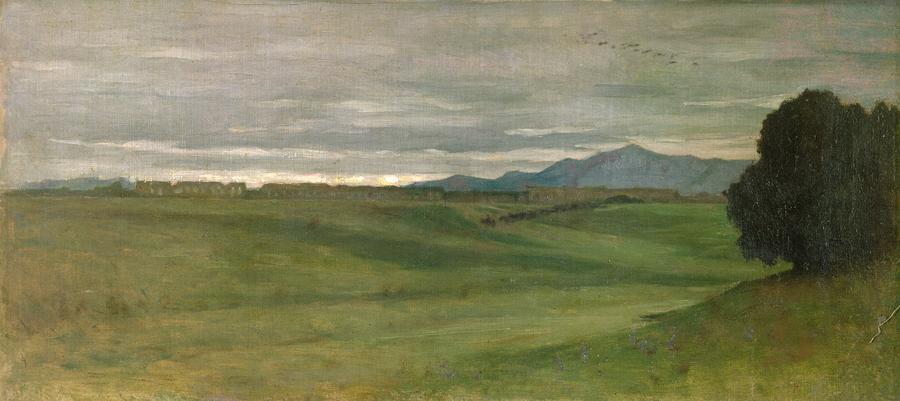 Roman Landscape Painting
