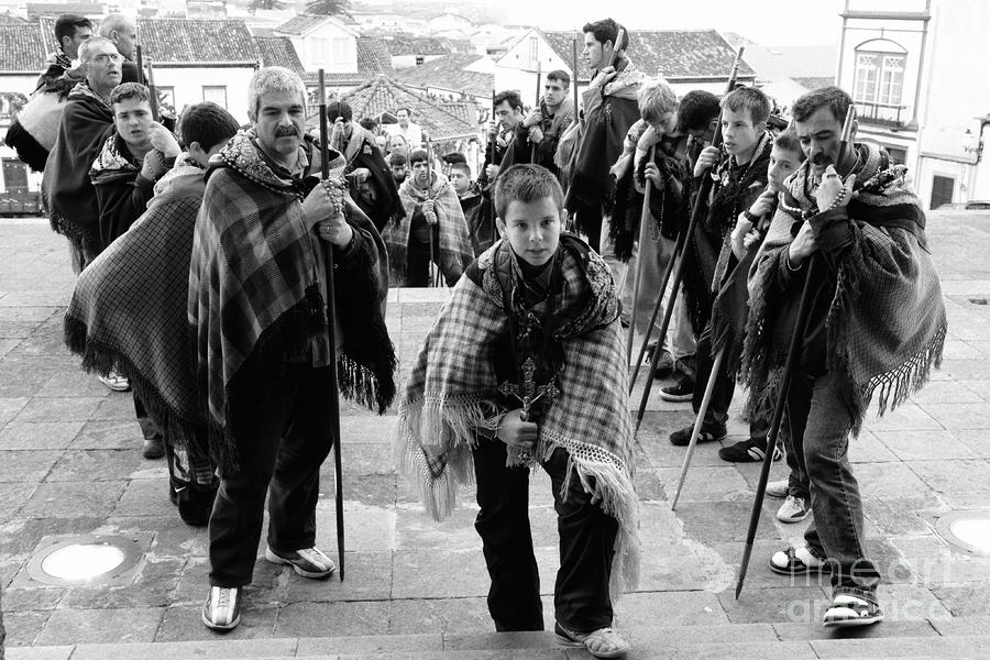 Romeiros Pilgrims Photograph