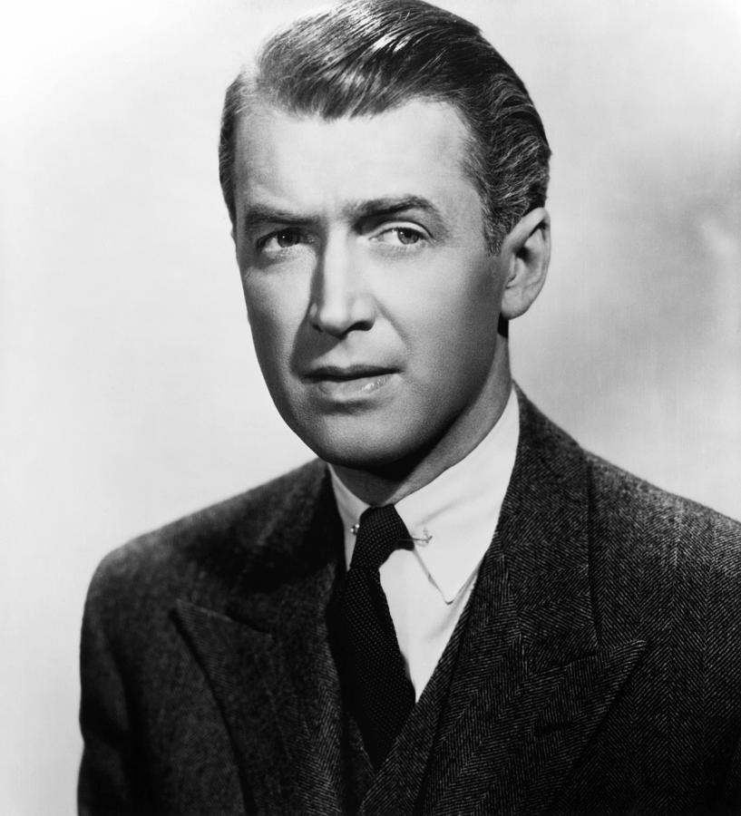 1940s Portraits Photograph - Rope, James Stewart, 1948 by Everett