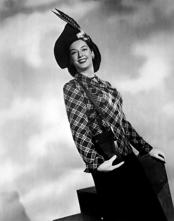 Rosalind Russell, Ca. Early 1940s Photograph