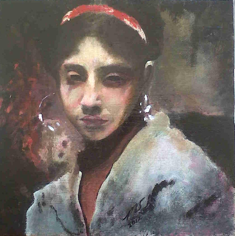 Rosina Painting