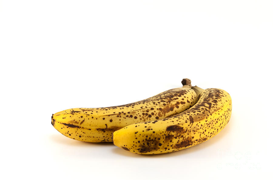 Banana Photograph - Rotten Bananas by Blink Images